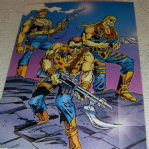 1994 GI Joe 30th Salute #39 The Dreadnoks Trading card